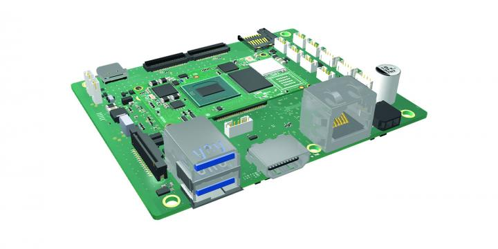 Basler Announces Flexible Processing Board for Vision Applications