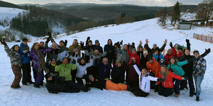 DVC celebrated its 15 year anniversary in Winterberg