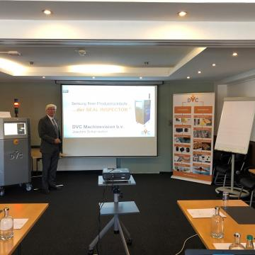 Successful SI presentation Germany